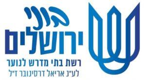 בוני ירושלים רשת בתי מדרש לנוער תנועת ירושלים